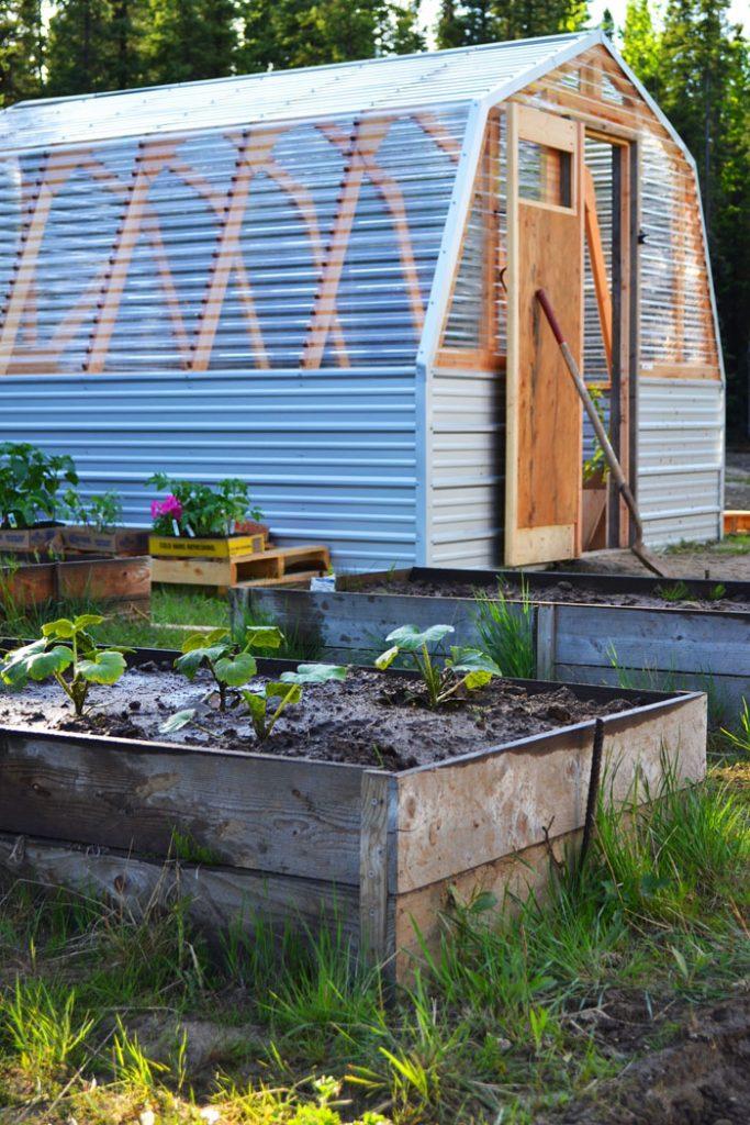Greenhouse Plans - Spruc*d Market